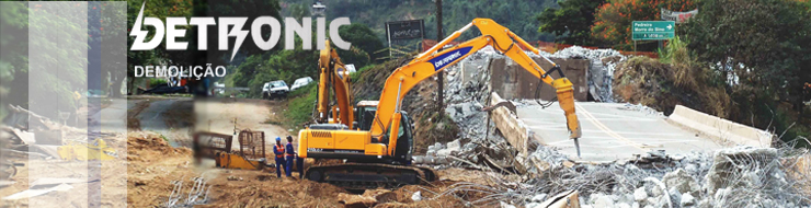 Obras Civis - Demolição