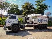 Caminhão de sucção (Ultavac) 3